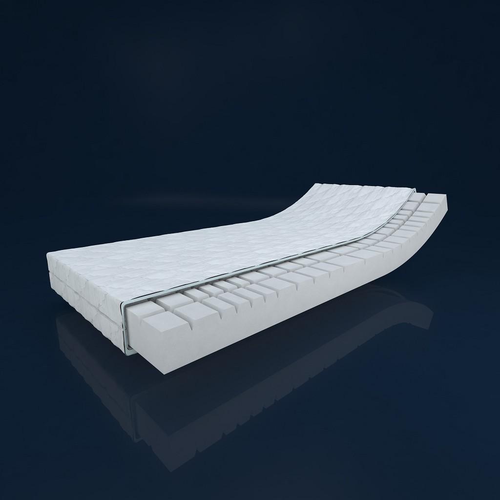 mss aqua vitalfoam wellness matratze wahlweise 7 zonen o 3d w rfelschnitt ebay. Black Bedroom Furniture Sets. Home Design Ideas